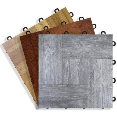 wood-vinyl-top-interlocking-floor-tiles-basement-B7US-fan